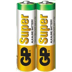 Batteri GP Super AAA/LR03 2-pack