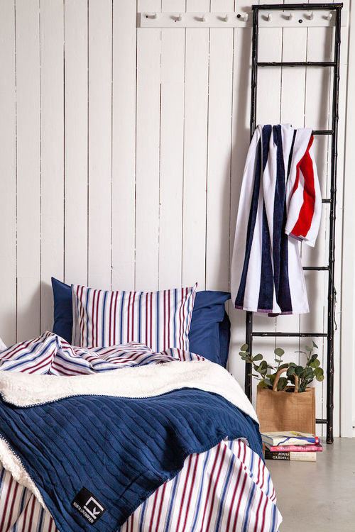Lord Nelson Victory Bäddset Rand Percale