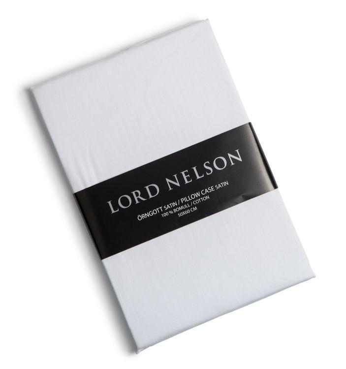 Lord Nelson Örngott Satin