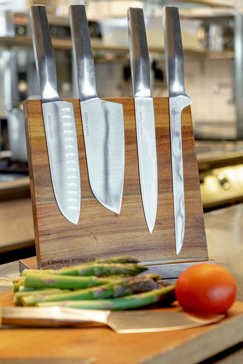 Orrefors Jernverk Knivhållare
