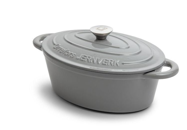 Orrefors Jernverk Gjutjärnsgryta 3,5 liter
