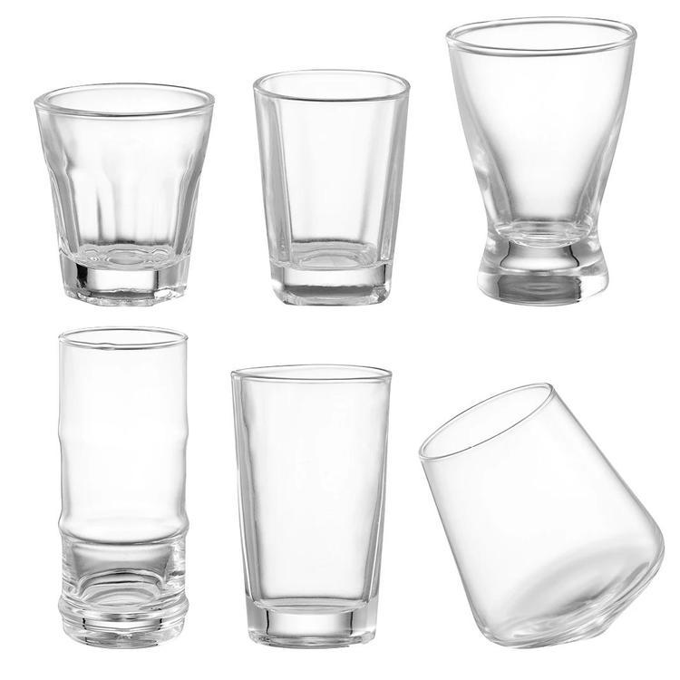 Dorre Shaya Shotglas 6-pack