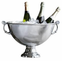 Orrefors Jernverk Champagneskål Aluminium