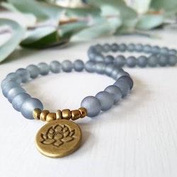 Armband Lotus Blomma