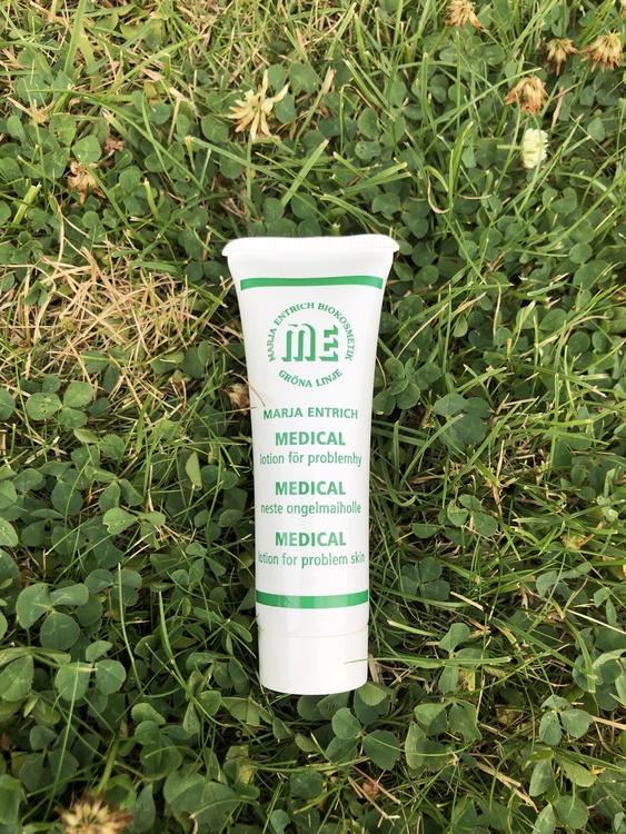 Medical lotion för problemhy