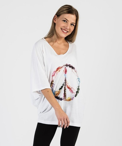 Peace top vit