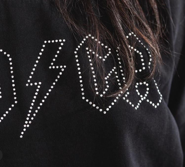 WMY Strass Sweater