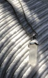 Halsband bullet Bergskristall