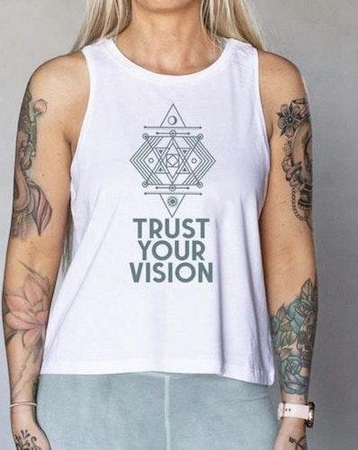 Trust your vision Linne från Yogia