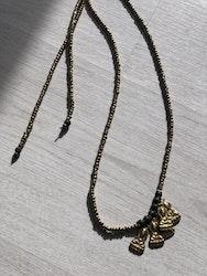 Buddha halsband Guld