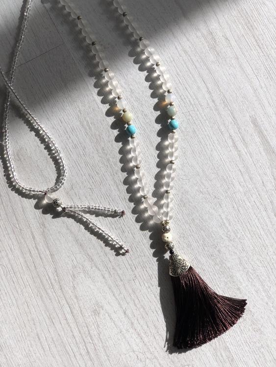Halsband Tassel