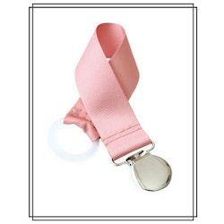Gammelrosa napphållare - silver