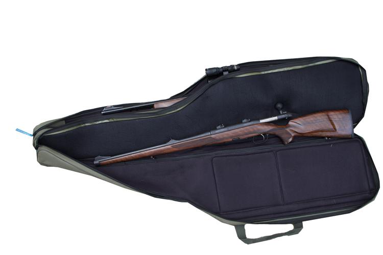 Vapenfodral för två vapen, hög kvalitet Swevest.se när kvalitet går före allt annat för seriösa jägare