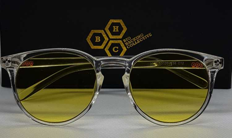Blåljusblockerande Glasögon  (76%)