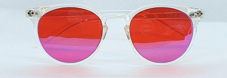Blåljusblockerande glasögon (100%)