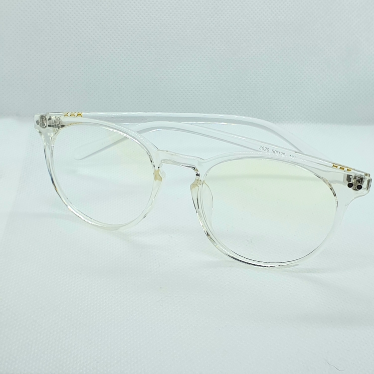 Blue-Light-Blocking Glasses (for daytime 40%)
