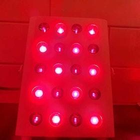 Red Jr  Röd/Infraröd ljuspanel
