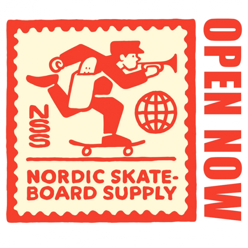 Nordic Skateboard Supply now open