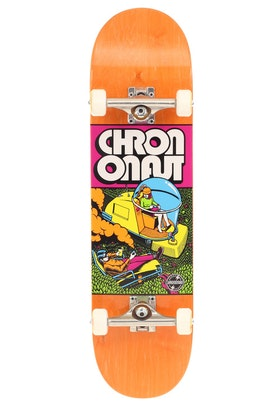 Pro Complete Chrononaut ''Lawnmower Man'' * Independent trucks