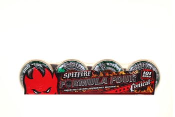 Spitfire Wheels Conical Formula Four 53mm 101a