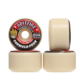 Spitfire Wheels Conical Full Formula Four 54mm 101a