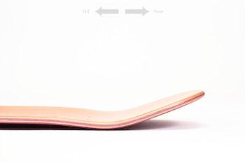 Skateboard Chrononaut The M Files - Tooms