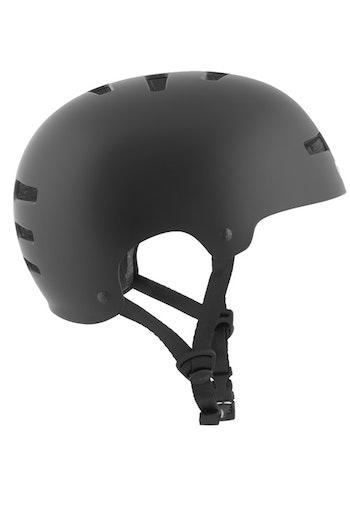 TSG Evolution Helmet Black