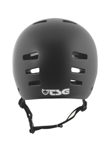 TSG Evolution Helmet Black Small Youth