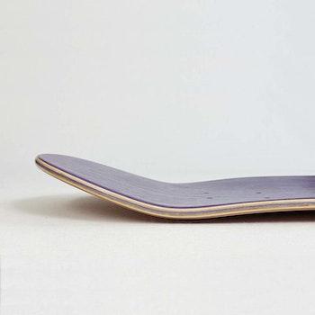 Skateboard Brädkultur Kaknästornet Purple