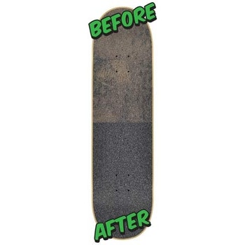 Enjoi Wonder Rub Skateboard Griptape Cleaner