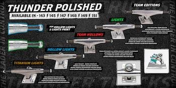 Thunder Team 147 Ishod Skateboard Truck