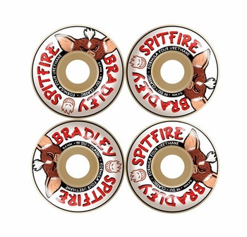 Spitfire Wheels Classic Bradley Before Midnight Formula Four 54mm 99a