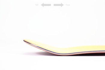Skateboard Chrononaut ''The Fly''