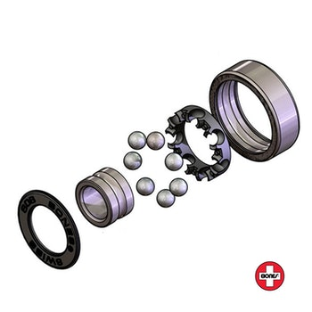 Bones Swiss Precision Skateboard Bearings