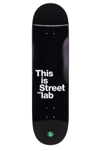 Skateboard Streetlab This Is Streetlab Iconic Black