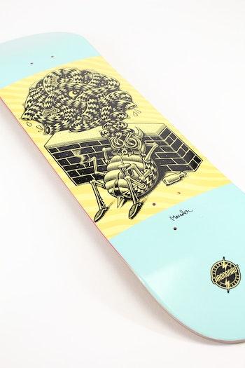 Skateboard Chrononaut * Mander Ouff Relax