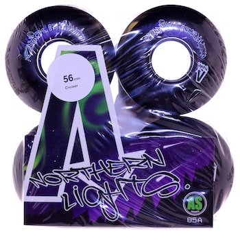 Arrow Wheels Northern Lights 54/56mm 85a Cruiser wheel