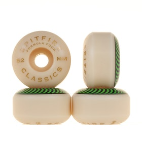 Spitfire Wheels Classic Formula Four 52mm 101a