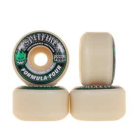 Spitfire Wheels Conical Formula Four 52mm 101a