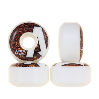 Arrow Wheels Floral 53mm 101a