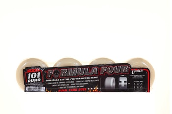 Spitfire Wheels Conical Formula Four 54mm 101a