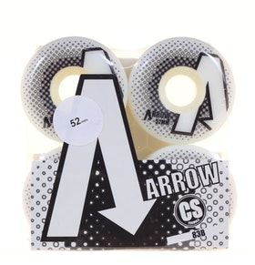 Arrow Wheels Dots 52mm 83b