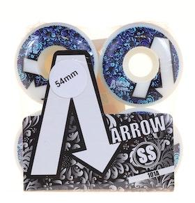 Arrow Wheels Floral 54mm 101a