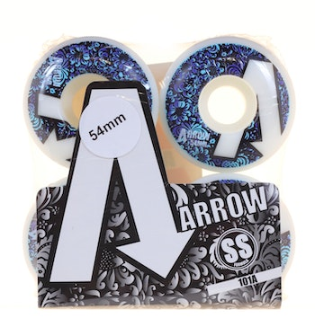 Arrow Wheels Floral 54mm 101a