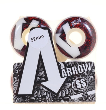 Arrow Wheels Floral 52mm 101a