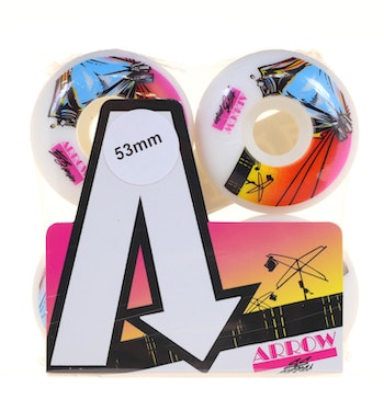 Arrow Wheels Goon 52/53/54mm 101a