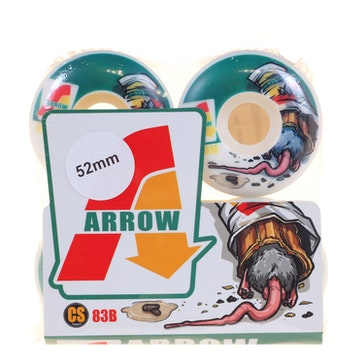 Arrow Wheels Rat Dog 52mm 83b