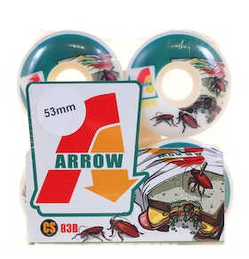 Arrow Wheels Bugwich 53mm 83b