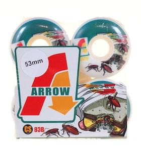 Arrow Wheels Bugwich 53mm 83b