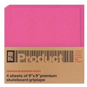 Superior Pink Griptape 4  Squares  9''×9''